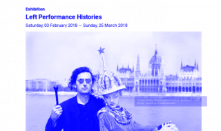 Ausstellung Left Performance Histories